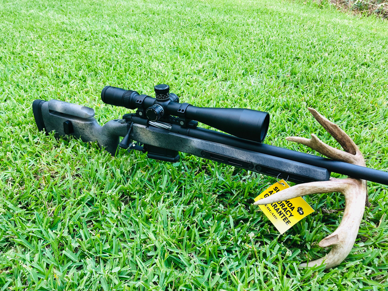 Bergara Premier Ridgeback Package in 6.5 Creedmoor and Nikon Black FX1000 6-24x50SF