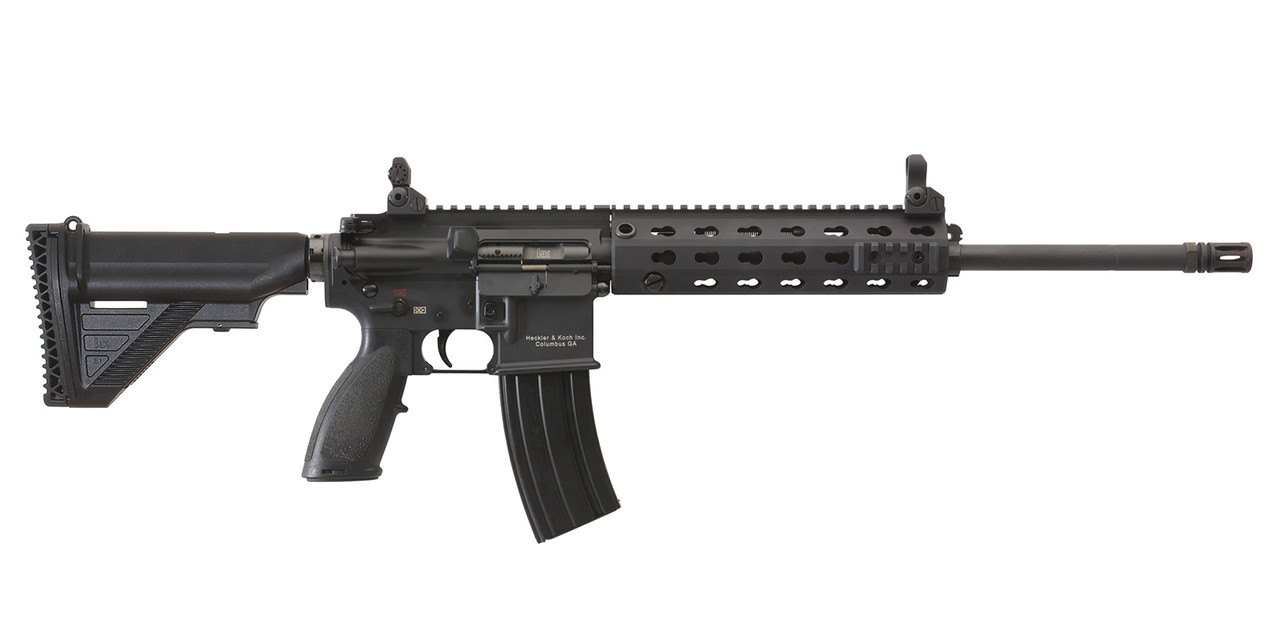Heckler & Koch MR556 Piston driven gas system semi-automatic rifle