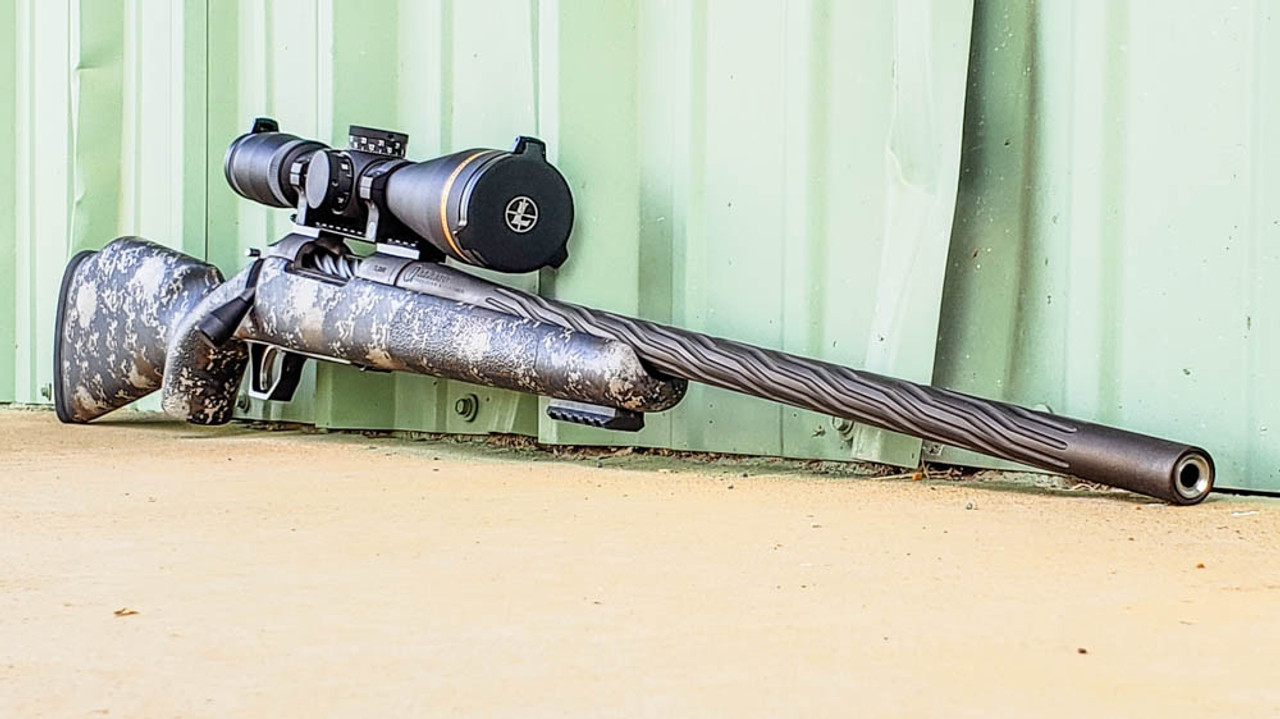 Alamo Precision Maverick Package in 300 Win Mag with Leupold VX6-HD Scope
