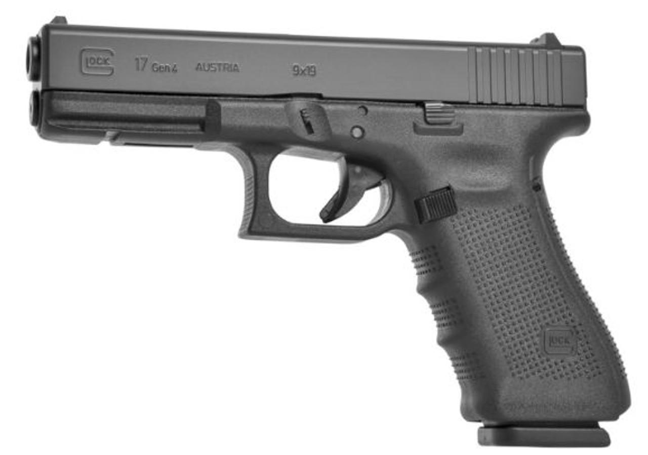 Glock 17 Gen4 9mm with Night Sights PG1750703 764503015359