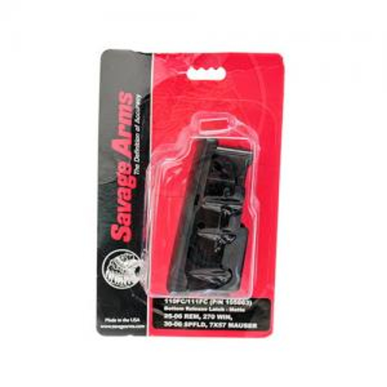 OPEN BOX SPECIAL - Savage 55117 Bottom release magazine 110/111FC 270/3006 4 rounds