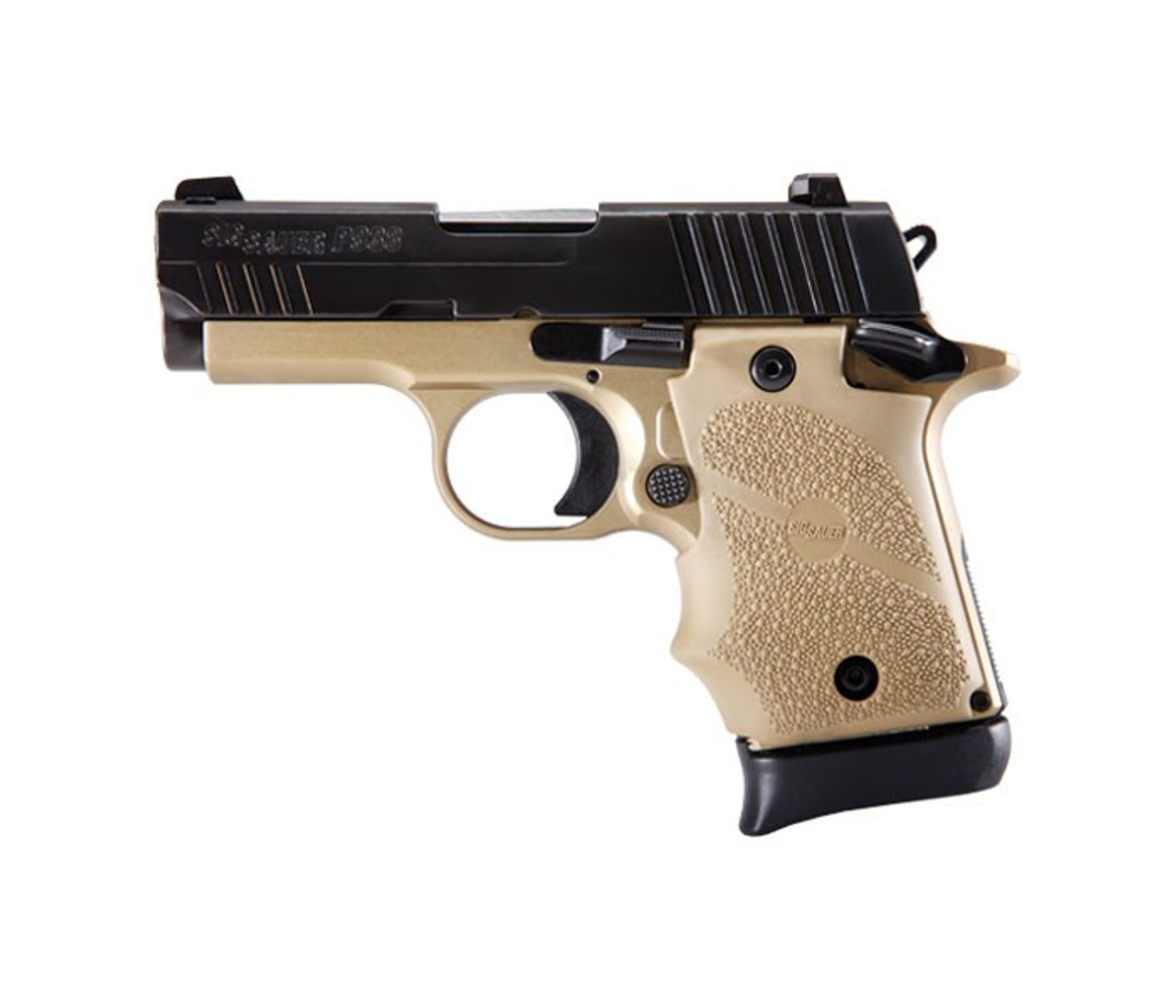 Sig Sauer P238 Combat with Laser chambered in 380 acp - 238-380-CBT-LSR  798681585113