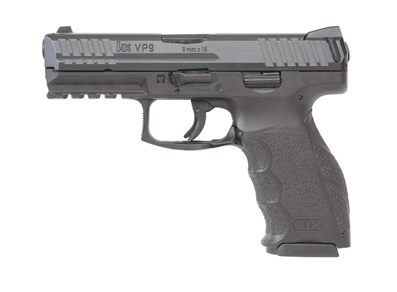 Heckler & Koch VP-9 Optics Ready 9mm Semi-automatic Pistol