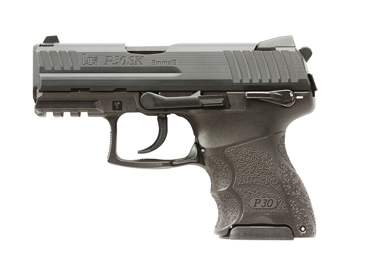 Heckler & Koch P30SK (V3) with Night Sights 730903KLE‐A5 9mm 642230253445