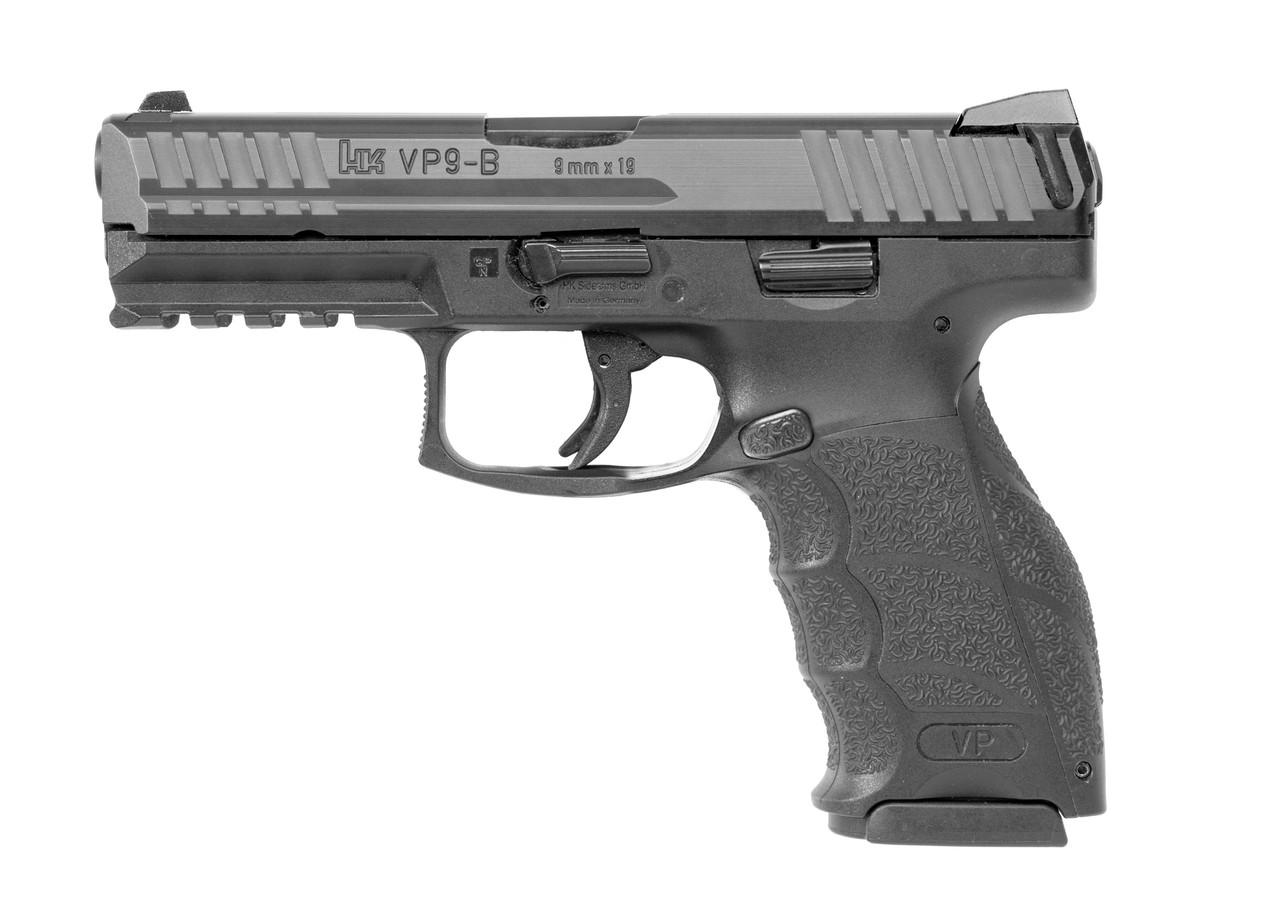Heckler & Koch VP-9 Side Button Release 9mm Semi-automatic Pistol 81000285