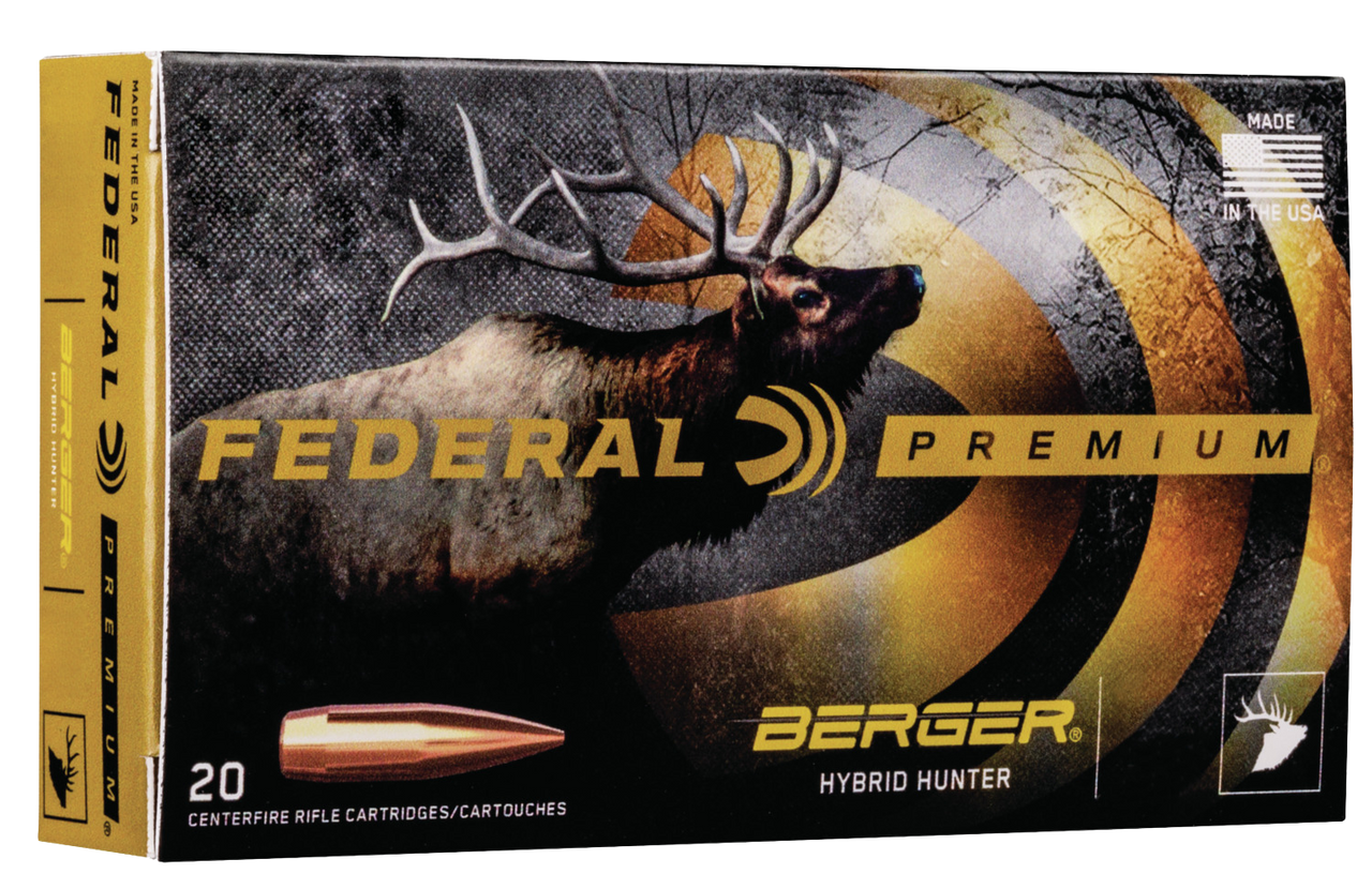 Federal Gold Medal, Fed Gm300nmbh1 300nor  215 Berger           20/10