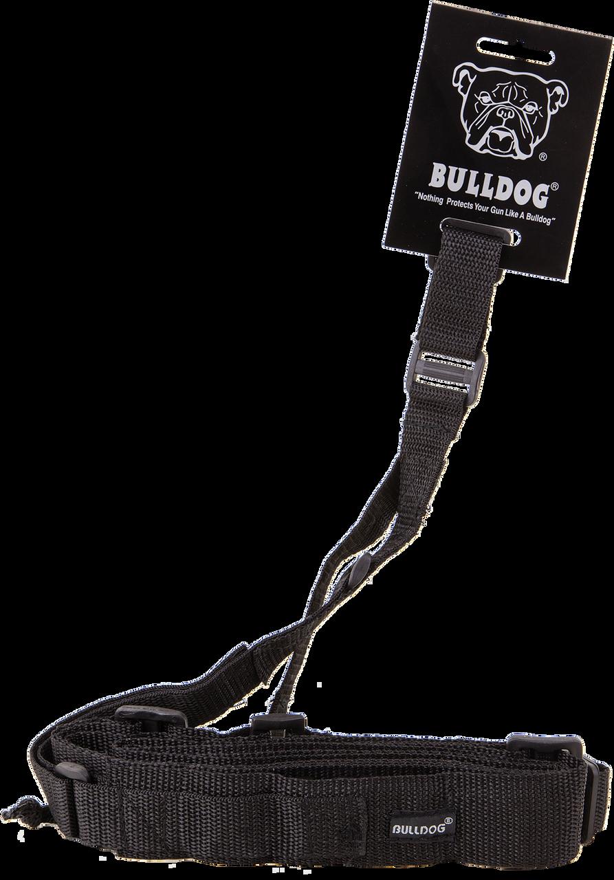 Bulldog Tactical, Bdog Bd825    Tac 3pt Sling Nylon   Blk