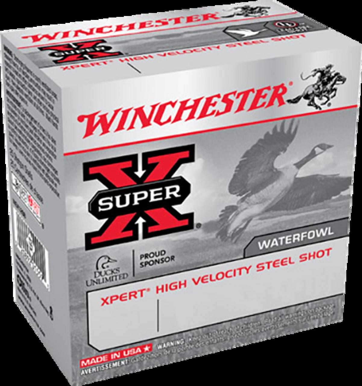 Winchester Ammo Super X, Win Wex12h3   Xpert     11/8 Stl     25/10