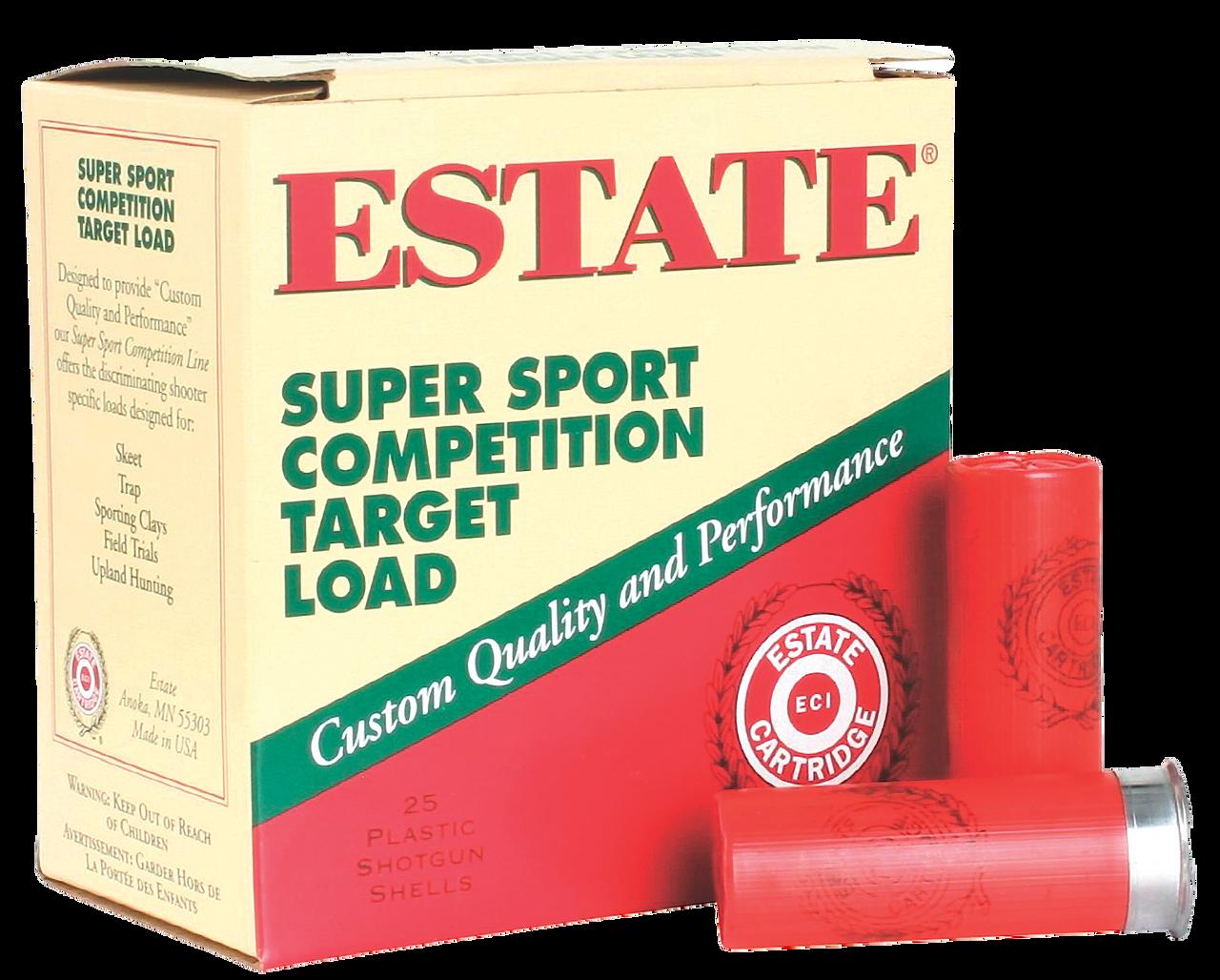 Estate Super Sport, Est Ss12l19    12 Sup Spt Tgt 1oz  25/10