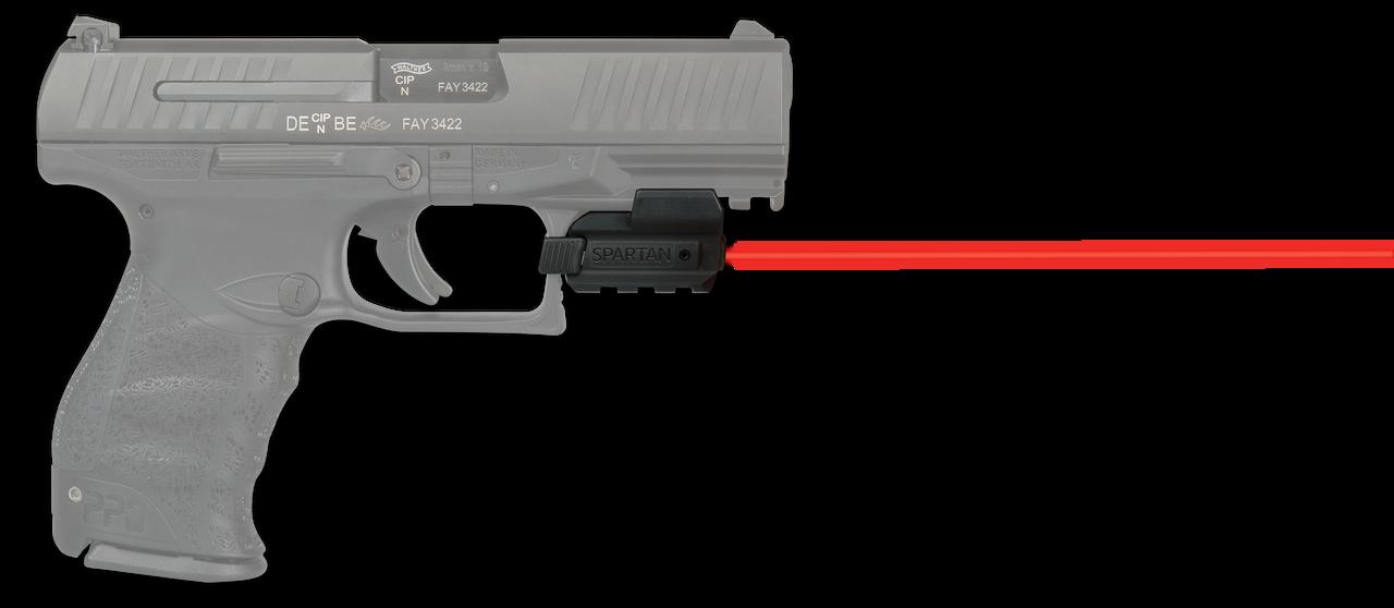 Lasermax Spartan, Lasm Sps-r        Spartan Laser    Red