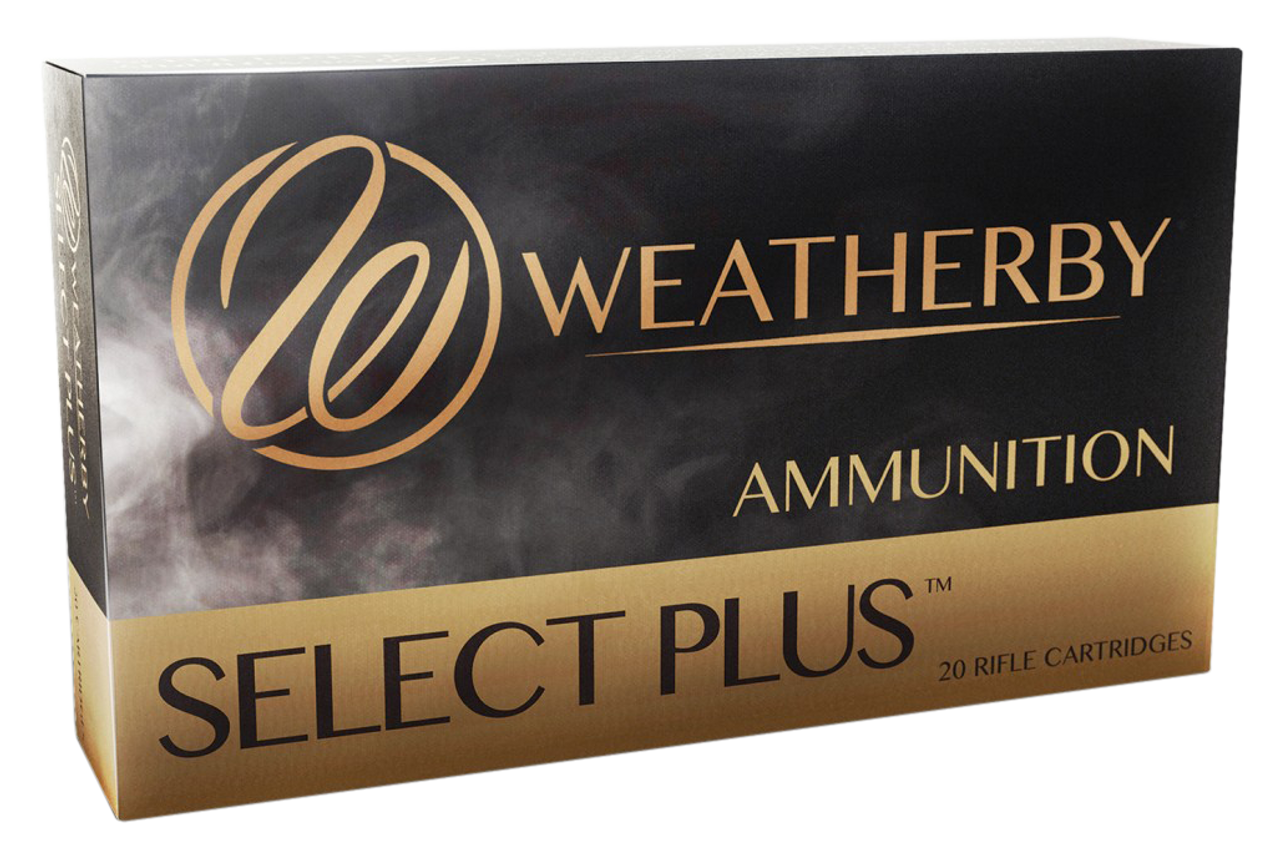 Weatherby Select Plus, Wthby B7mm140ttsx 7mmwby 140 Ttsx   20/10