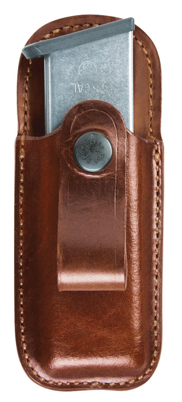Bianchi Open Top Mag Pouch, Bia 23174 21  Mag Pouch Colt       Tan