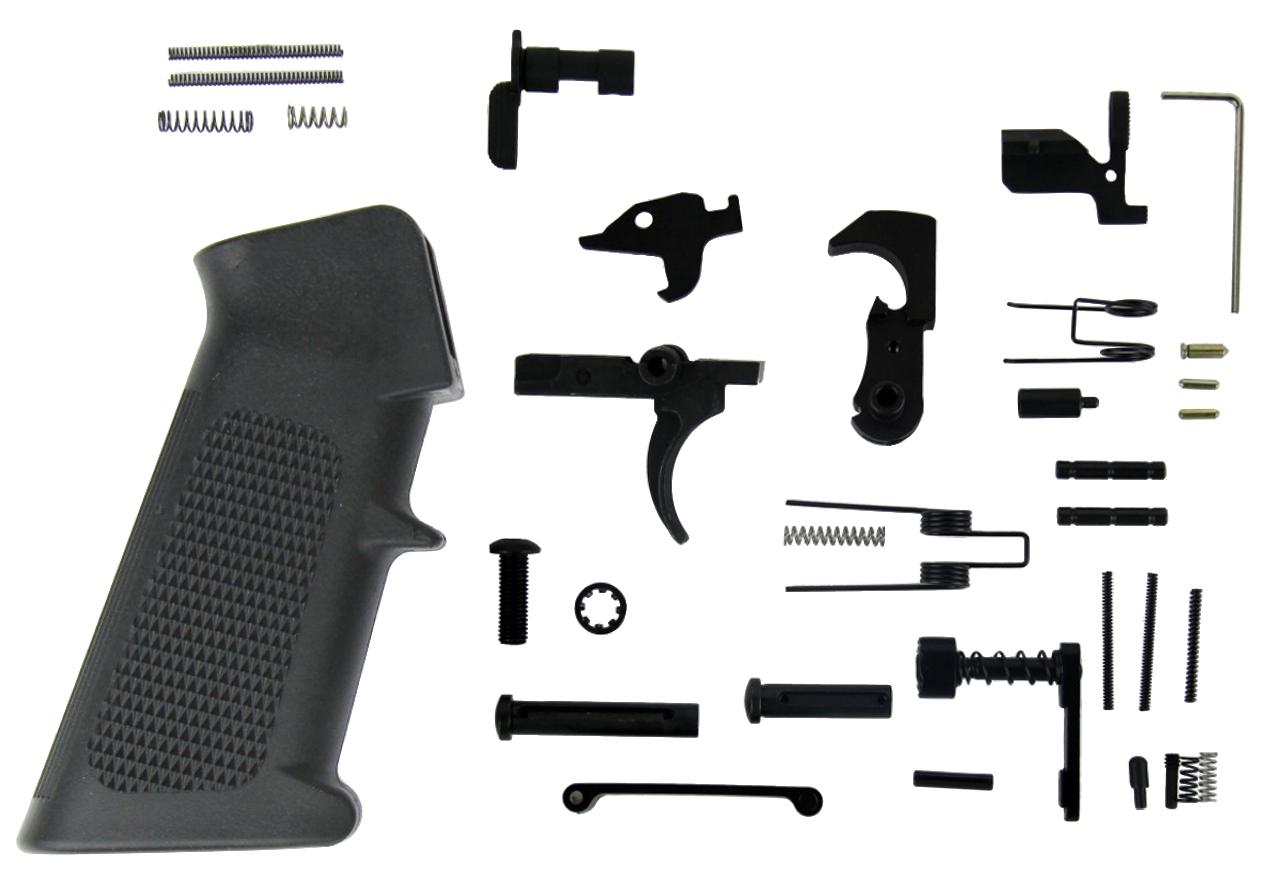 Tacfire Ar-15 Parts Kit, Tacfire Lpk01-usa  Ar15 Lower Parts Kit