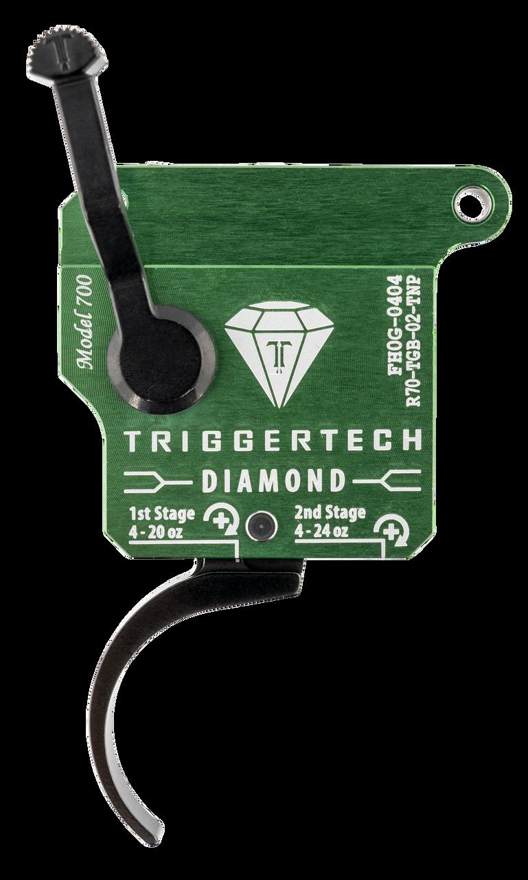 Triggertech Diamond, Triggertech R70tgb02tnp 2stage Dmd Spcl Flat Procl