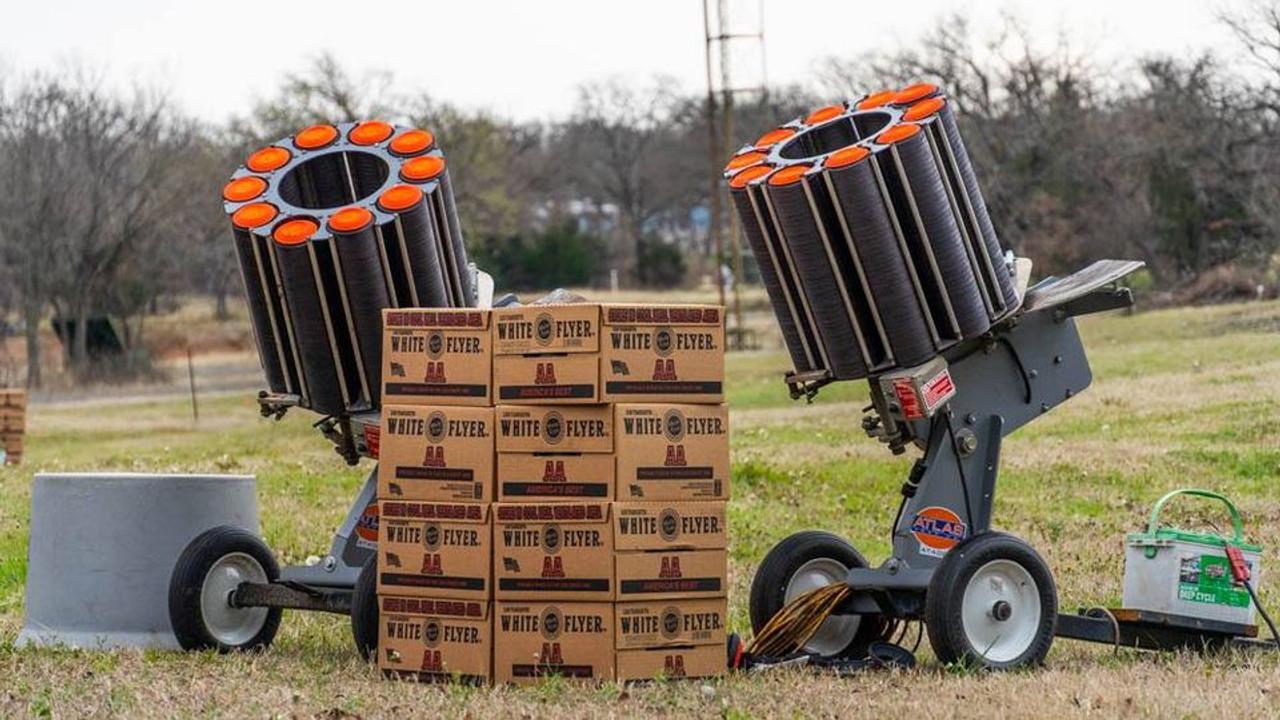 Leadership Fort Worth Clay Shoot May 7th