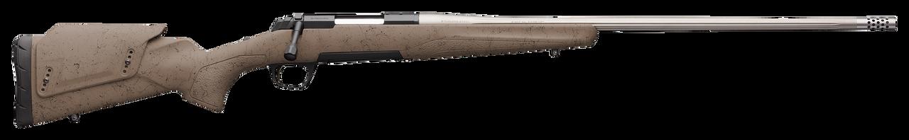 Browning X-bolt, Brn 035-514244 Xblt Wstrn Hntr Lr Fiber 300rum Mb