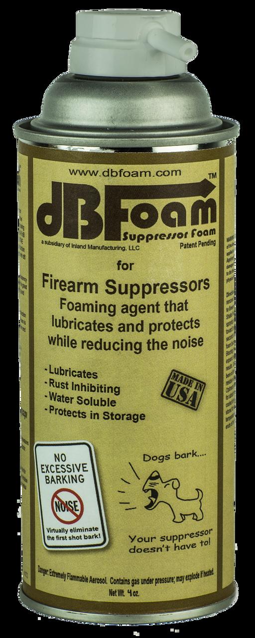 Inland Mfg Db Foam, Ilm Db4    Suppressor Db Foam 4oz