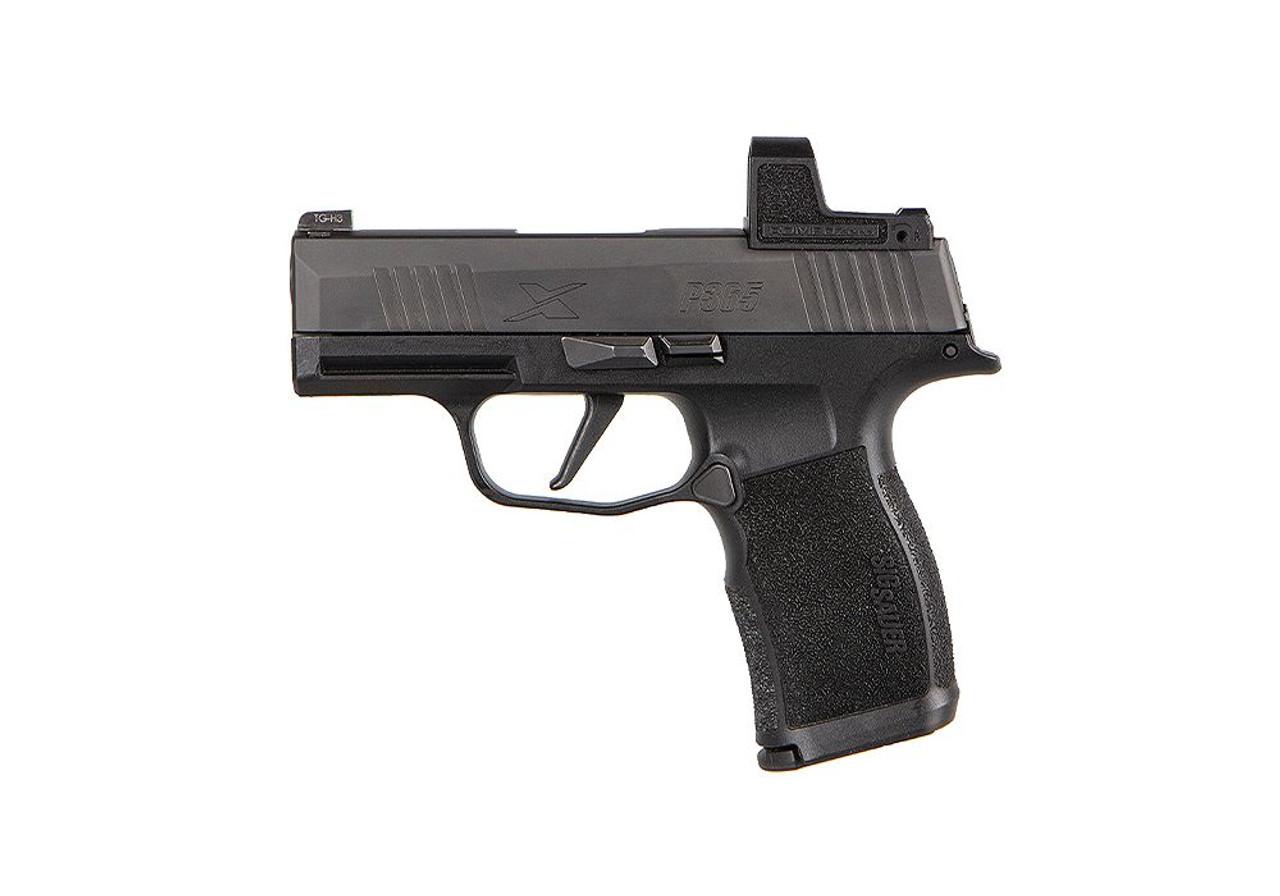 Sig Sauer P365X RomeoZero 9mm 365X-9-BXR3-RXZ 798681626465