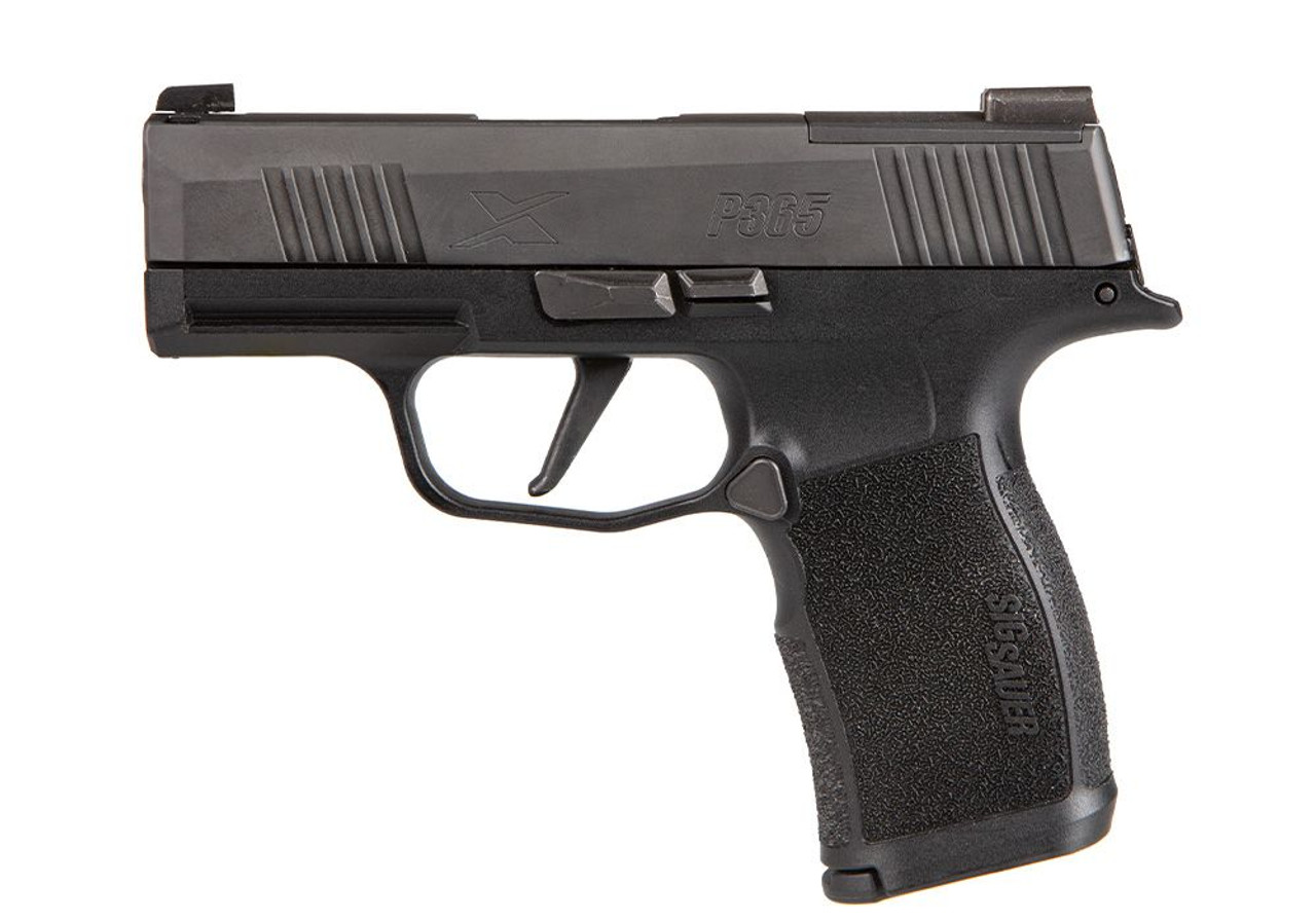 Sig Sauer P365X 9mm 365X-9-BXR3 798681600991