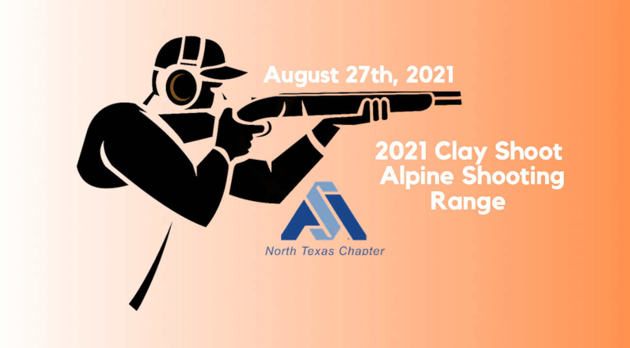 ASA of North Texas Clay Shoot - August 27, 2021
