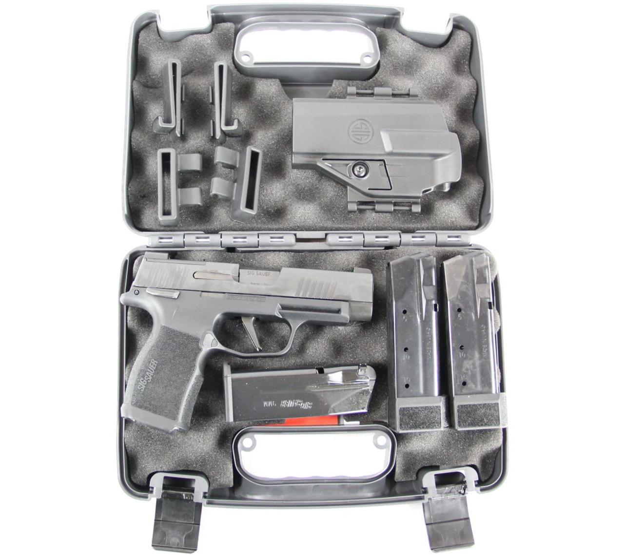 Sig Sauer P365XL Tac Pac - 365XL-9-BXR3-MS-TACPAC - Sig 365 for sale!   Xray3 sights