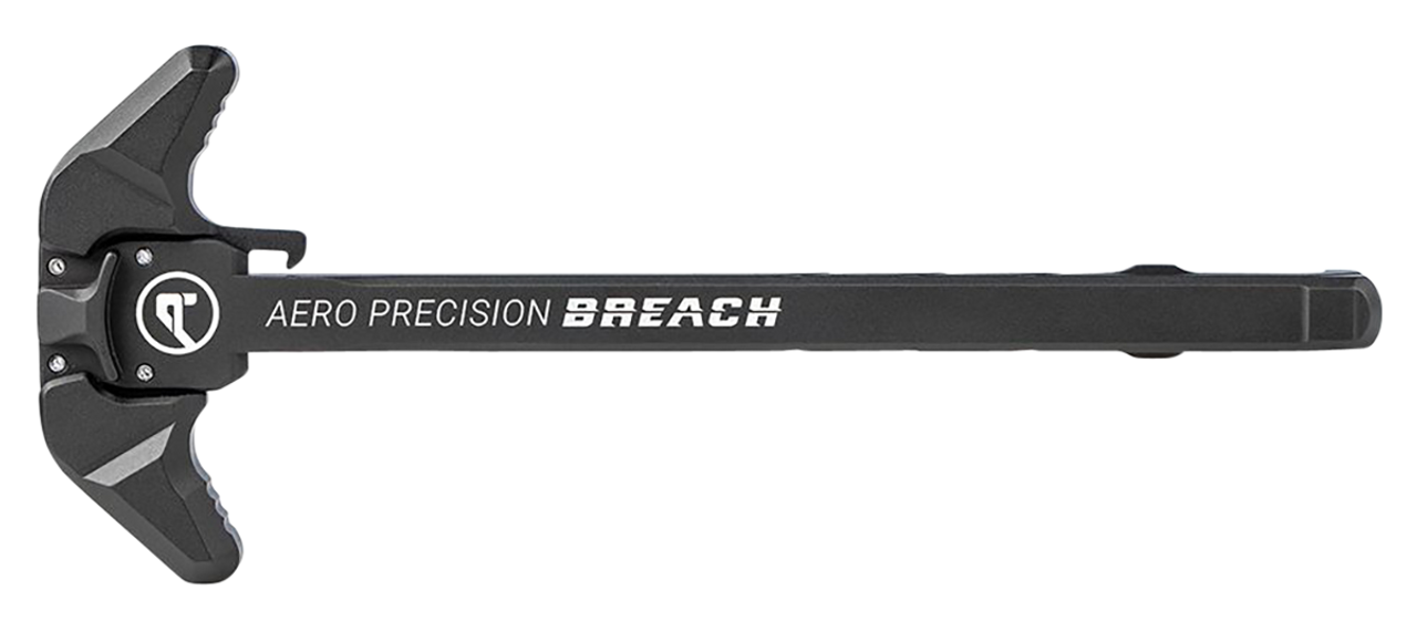 Aero Precision Charging Handle, Aero Apra700101c  Ar15 Breach Ambi Chrg Handle Lg