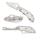Spyderco C176P&S Clipitool Folder    Blade Length  2.02  /2   8Cr13MoV Fine/Serrated Blades