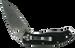 "Spyderco Tenacious, Spy C122gp     Tenacious Blk G10 Hndl Pln    Blade Length 3.38"""