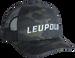 Leupold Wordmark, Leu 180419 Wordmark Trucker Hat Multicam Blk