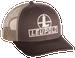 Leupold Reticle, Leu 180424 Leu Reticle Trucker Hat    Brown/kahki