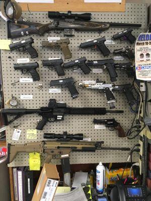 Range Information - Rental Guns - Alpine Range