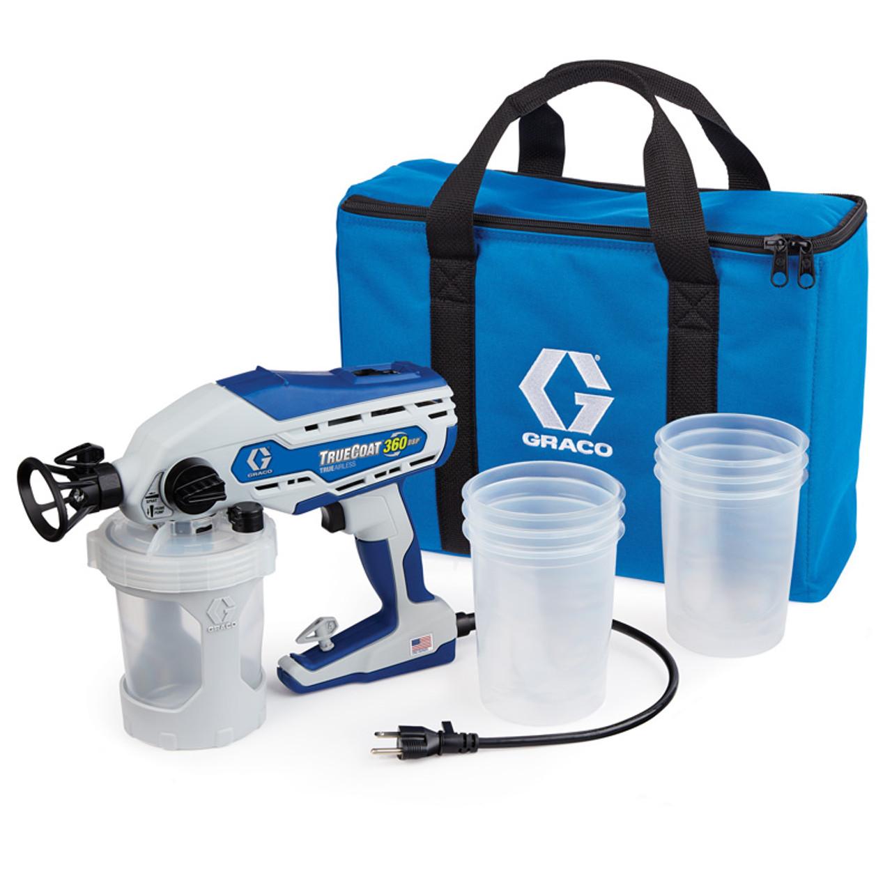TrueCoat 360 FlexLiner Bag Kit Painting Replacement Part  Airless Paint Sprayer