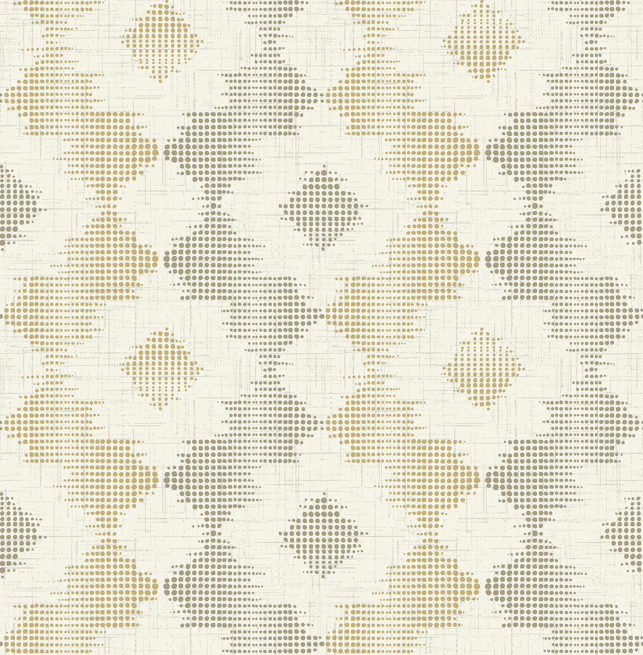Babylon Mustard Abstract Floral Wallpaper Mullers Paint Design Co