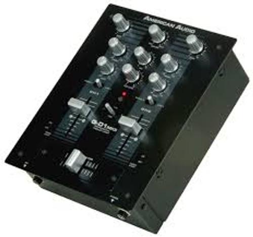 American AudioQ-D1 Pro  - High Level Professional Mixer