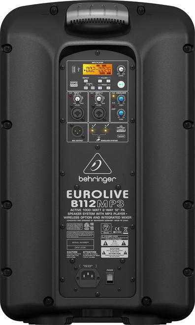 Behringer Eurolive B112MP3