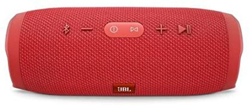 JBL CHARGE 3. Red.