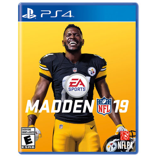 Madden NFL 19 (PS4) Brand New
