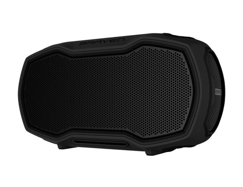 Braven Ready Elite Outdoor Waterproof Speaker. BLACK/ BLACK/TITANIUM