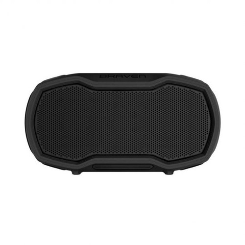 Braven Ready Prime Outdoor Waterproof Speaker. BLACK/BLACK/TITANIUM