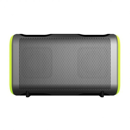 Braven Stryde XL Waterproof Portable Bluetooth Speaker SILVER/GREEN