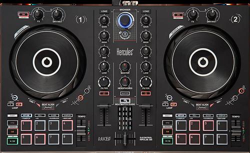 Hercules DJ Control Inpulse 300 DJ Controller