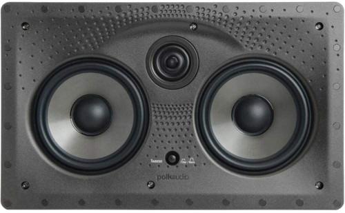 Polk Audio 255c-lsVanishing LS Series In-Wall Center Channel Speaker (Single)