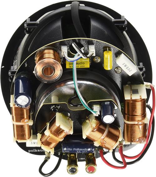 Polk Audio 70-RT Vanishing RT Series In Ceiling Three-Way Loudspeaker (Single)