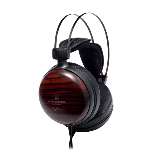 Audio Technica ATH-W5000 Audiophile Closed-back Dynamic Wooden Headphones