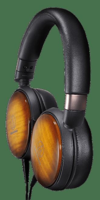 Audio Technica ATH-WP900 Portable Over-Ear Wooden Headphones