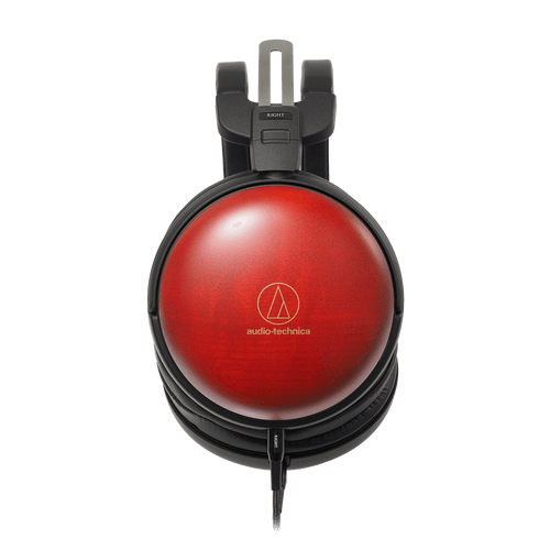 Audio Technica ATH-AWAS Audiophile Closed-back Dynamic Wooden Headphones