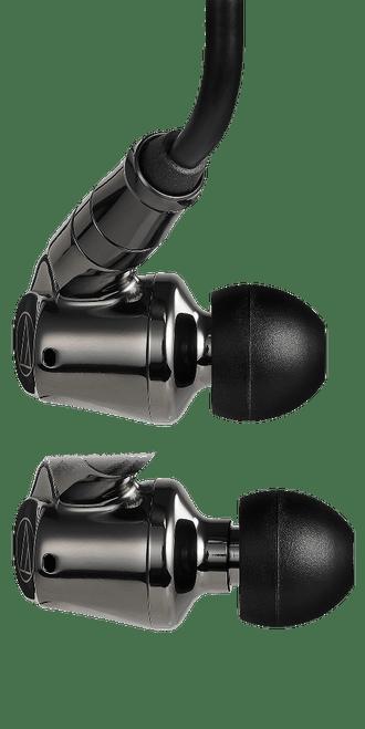 Audio Technica ATH-IEX1 In-Ear Hybrid Multidriver Headphones