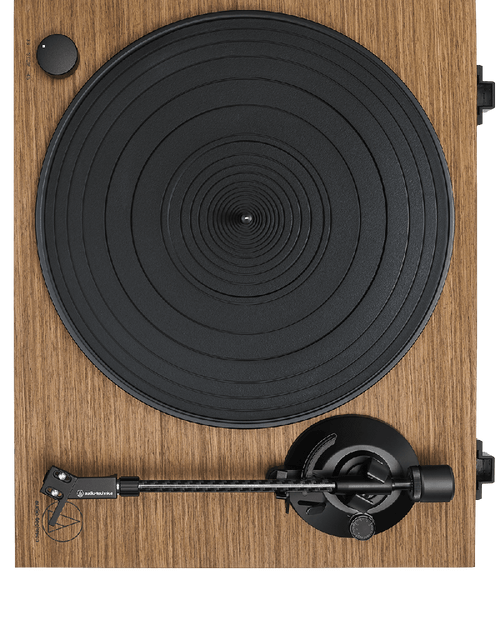 AT-LPW40WN Fully Manual Belt-Drive Turntable