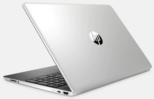 "HP 15-dy1038ca Laptop - 15.6"", Intel Core i5-1035G1, 256GB SSD, 8GB RAM, Windows 10 -Colour: Silver"