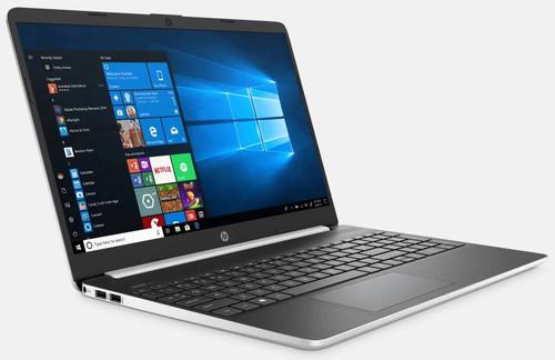 "HP 15-dy1038ca Laptop - 15.6"", Intel Core i5-1035G1, 256GB SSD, 8GB RAM, Windows 10 -Colour: Silver"